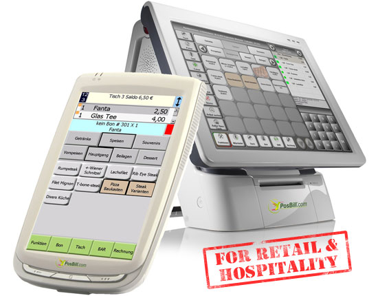 PosBill POS Software and POS Systems
